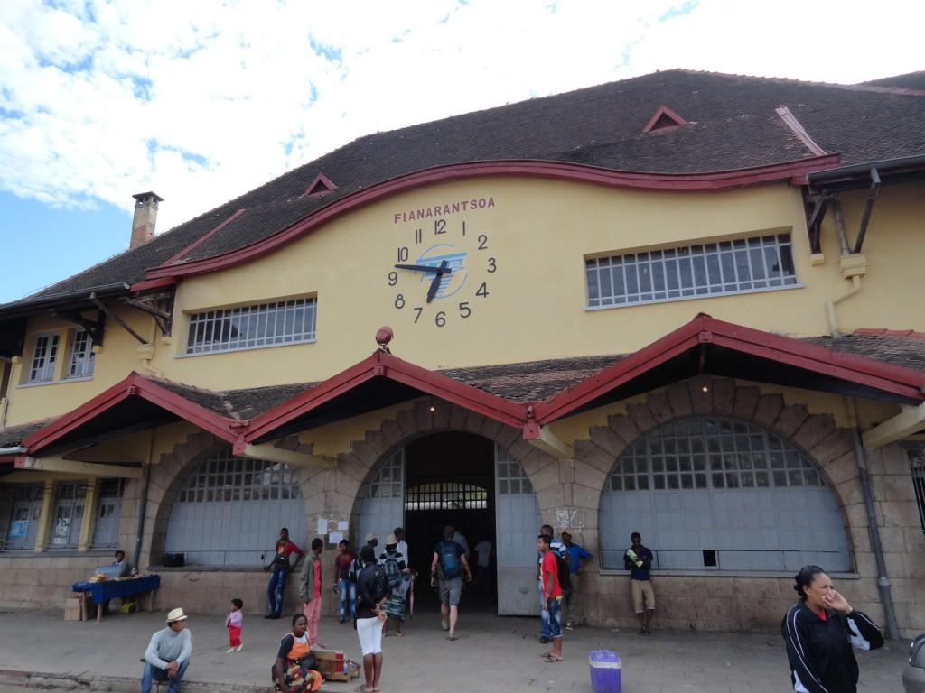 Bahnhof von Fianarantsoa
