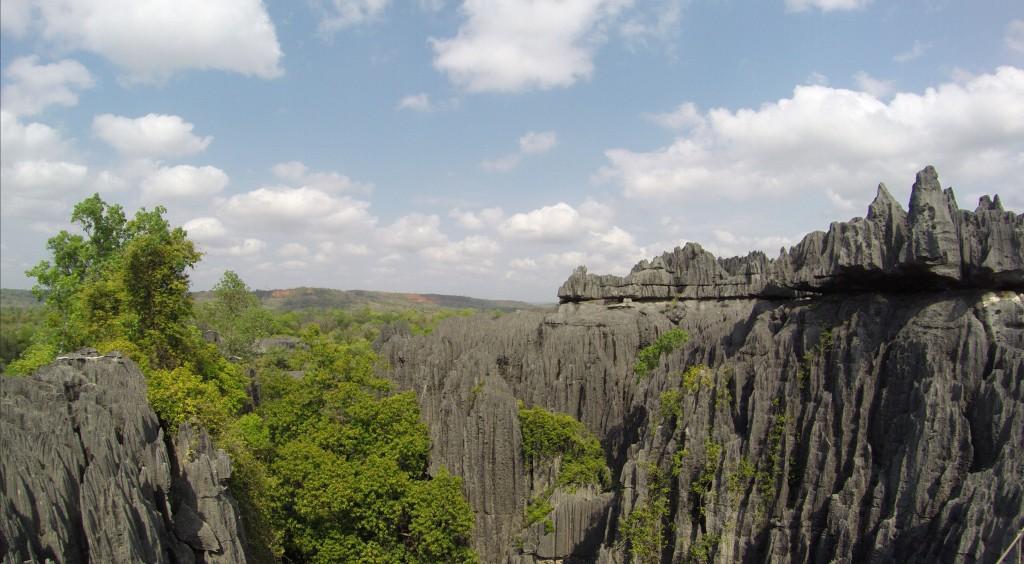 Tsingy Nationalpark