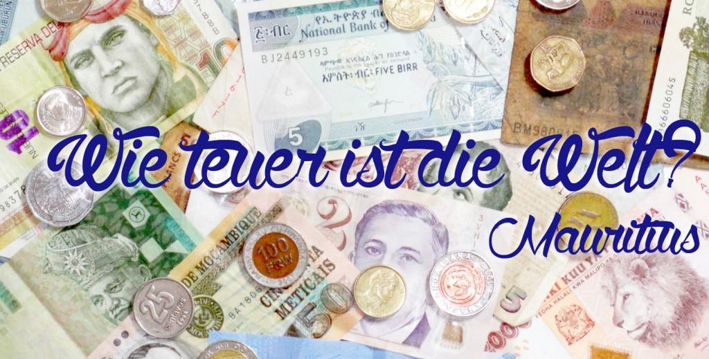 Wie teuer ist die Welt? - Mauritius