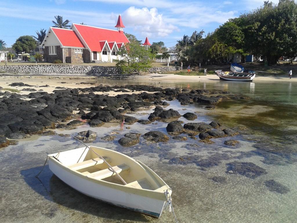 Cap Malheureux im Norden der Insel