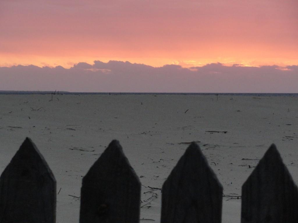 Sonnenuntergang in St. Augustine