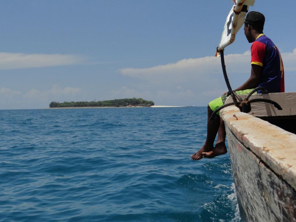 Bootsfahrt zur Gefängnisinsel