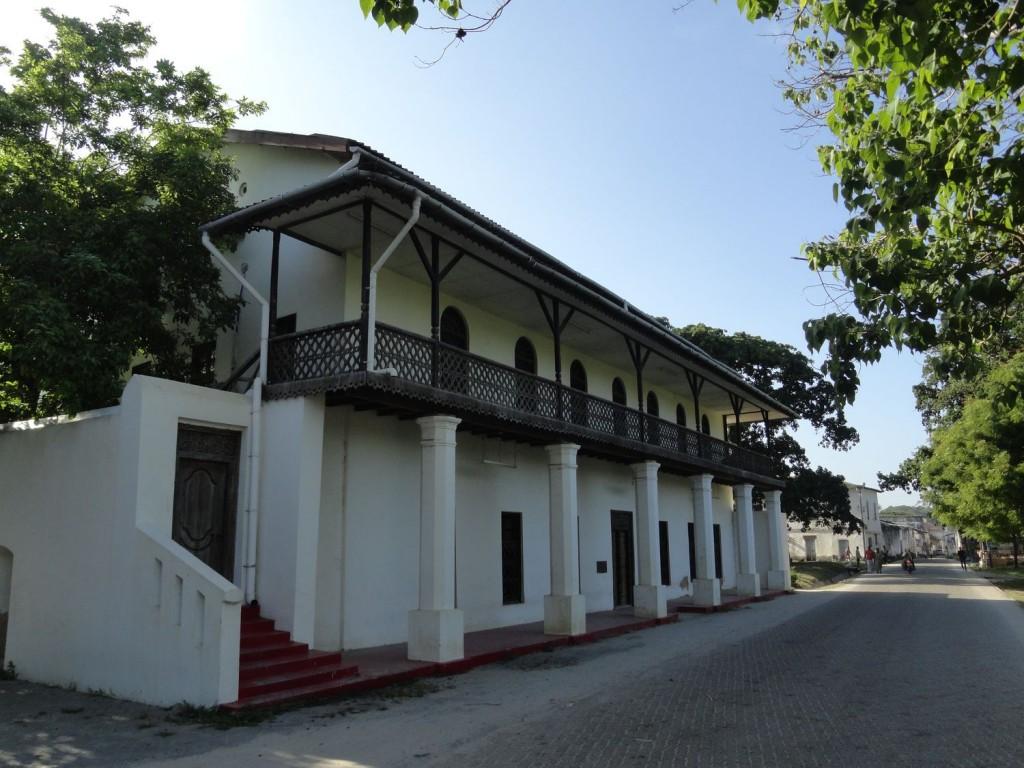 Arabisches Teehaus in Bagamoyo