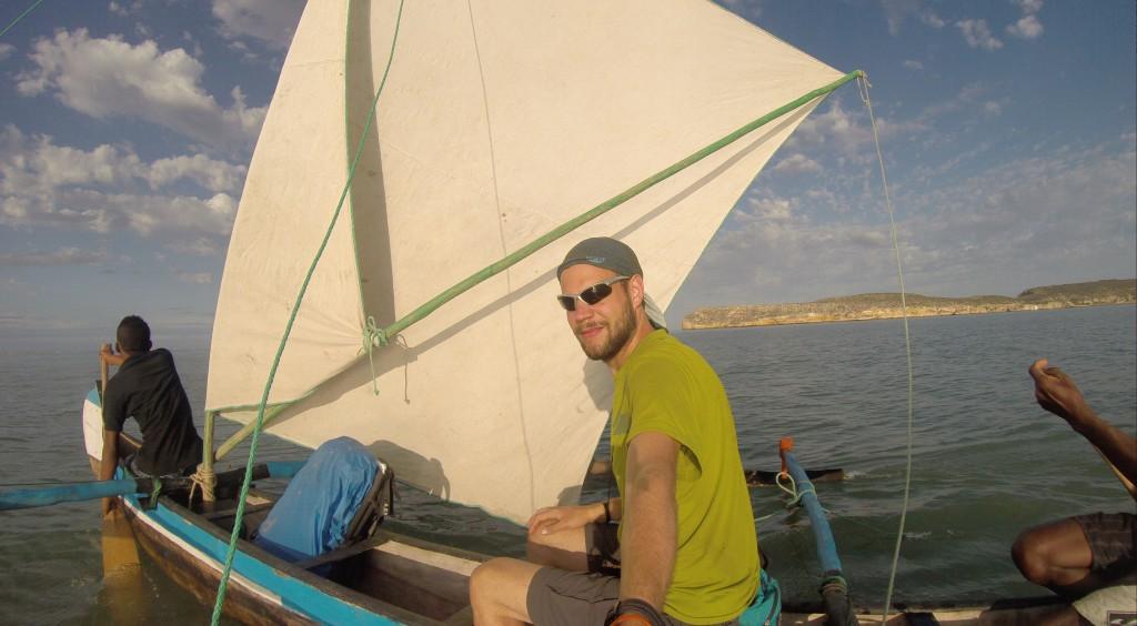 Überfahrt von St. Augustine nach Soalana