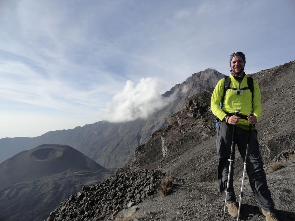 Mt. Meru und der Aschekegel