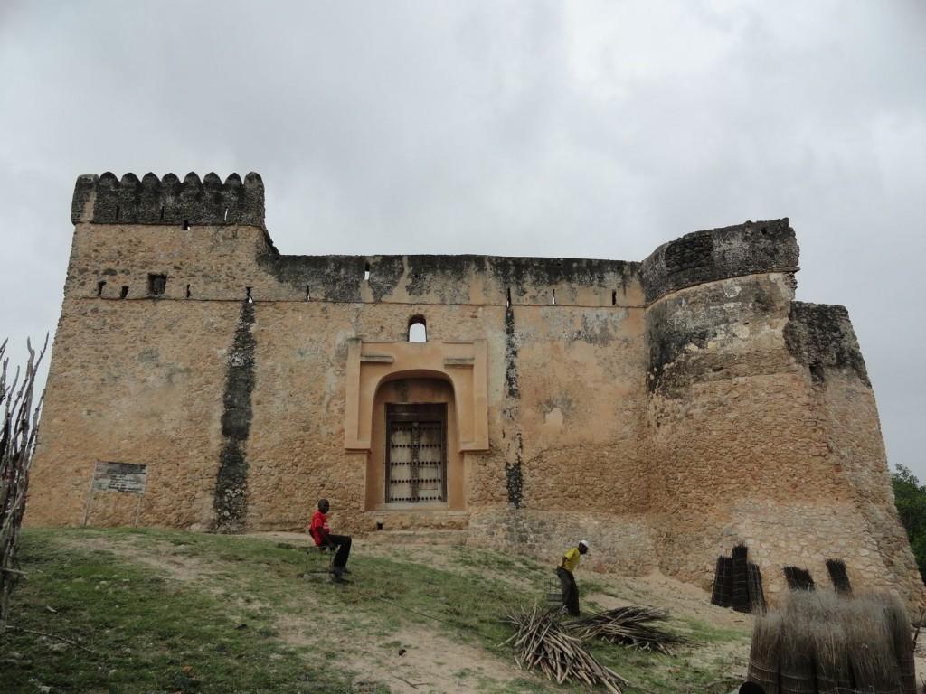 Gereza - Portugiesische Festung