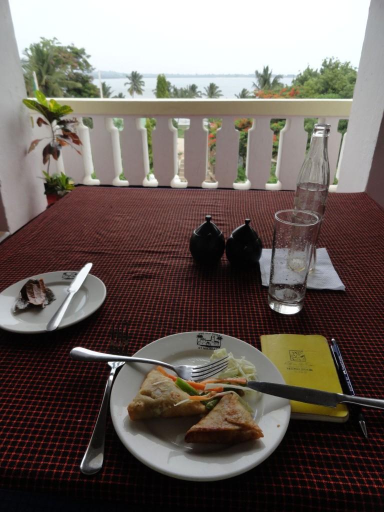 Old Boma - Leckeres Essen und großartige Aussicht