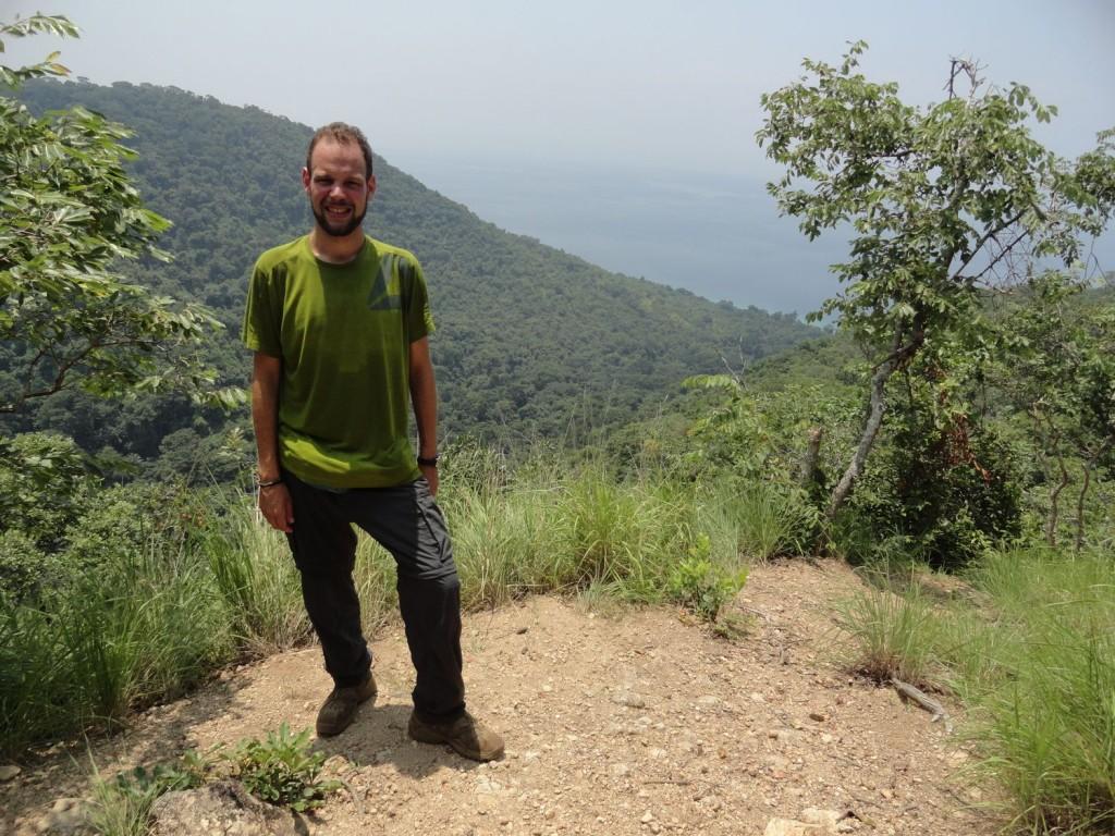 Jane's Peak im Gombe Steam Nationalpark