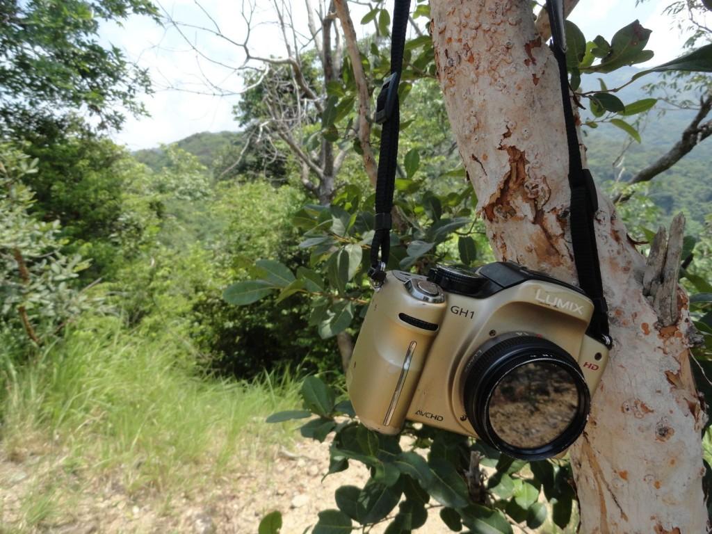 Die Kamera ruht sich aus - Jane's Peak