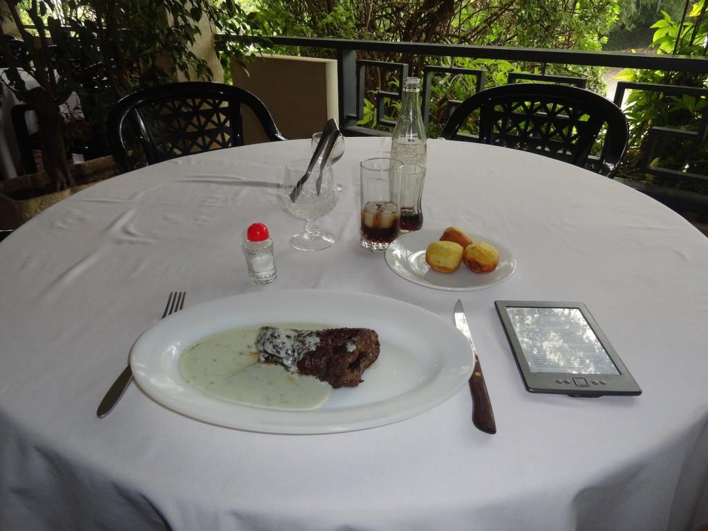 Leckeres Essen in Bujumbura