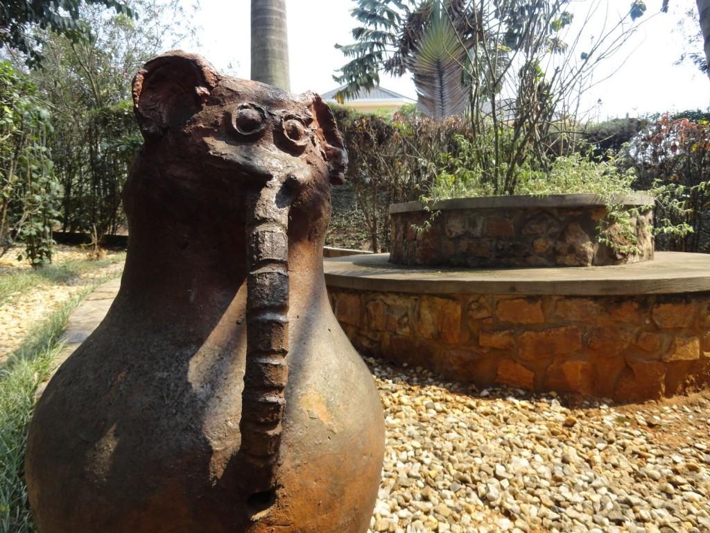 Genozid Museum in Kigali