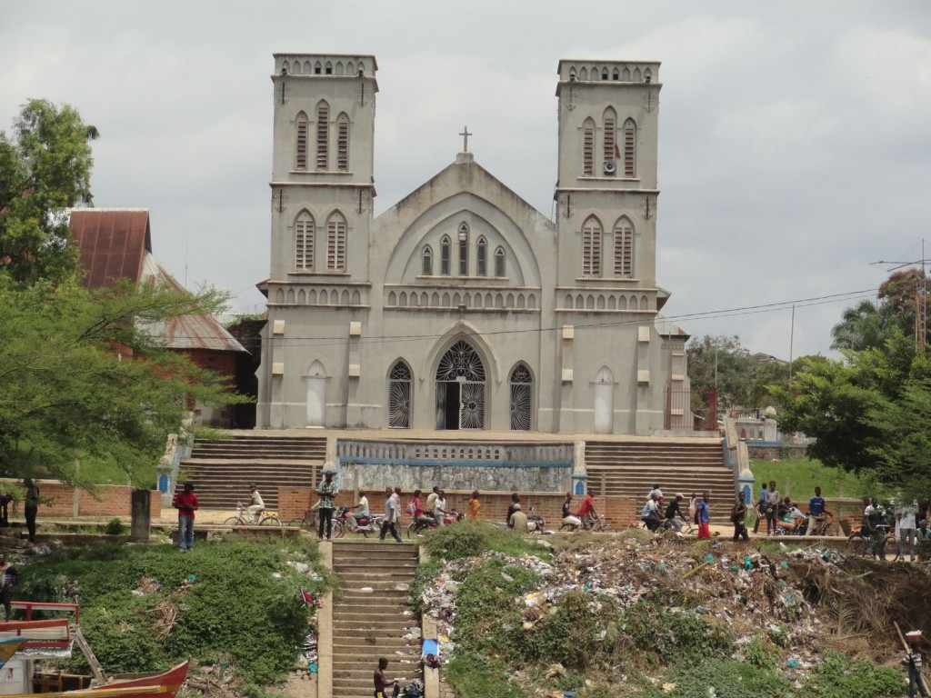 Cathedral of Kisangani
