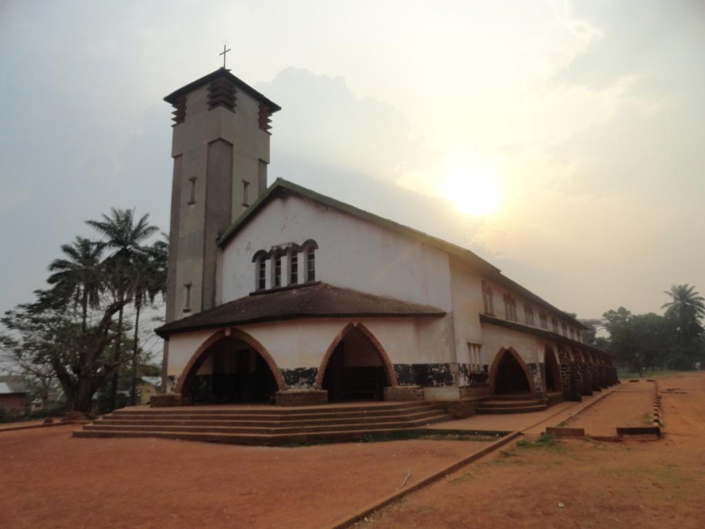 Kirche in Gemena