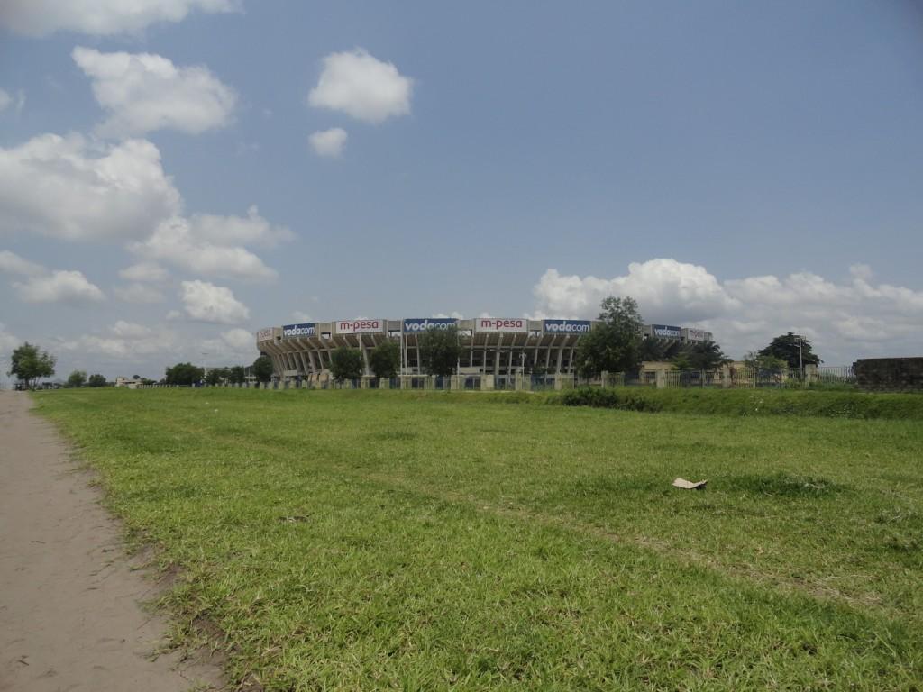 Stadion der Märtyrer - Kinshasa