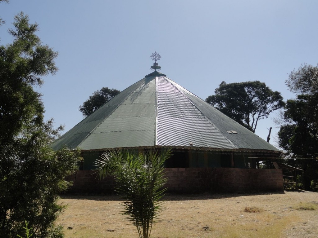 Kloster Debra-Mariam bei Bahir Dar
