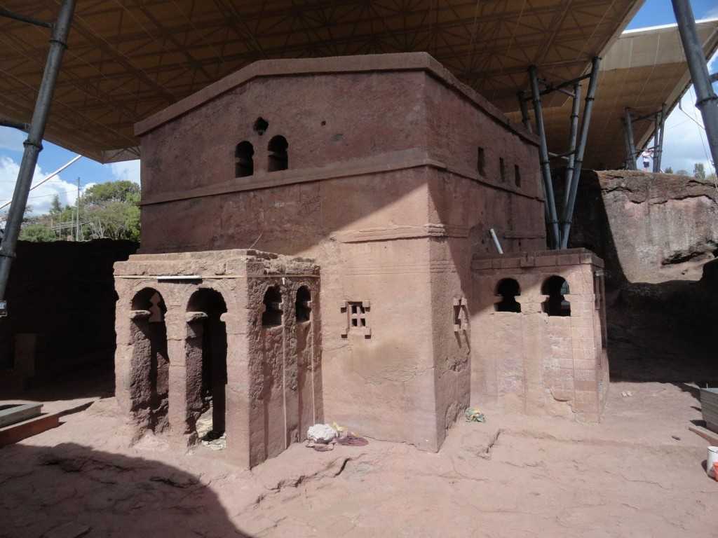 Bet Maryam in Lalibela