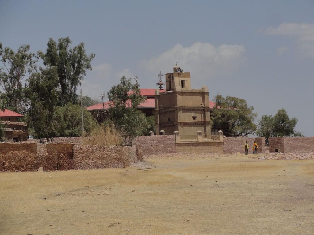 Kirche von Debre Damo