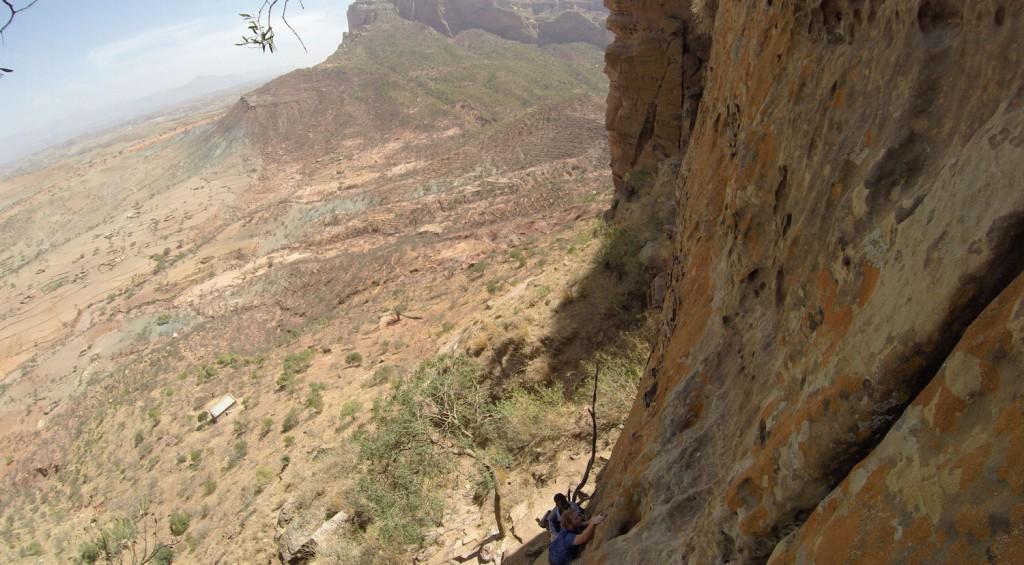 Wände zum Erklimmen - Abuna Yemata Guh