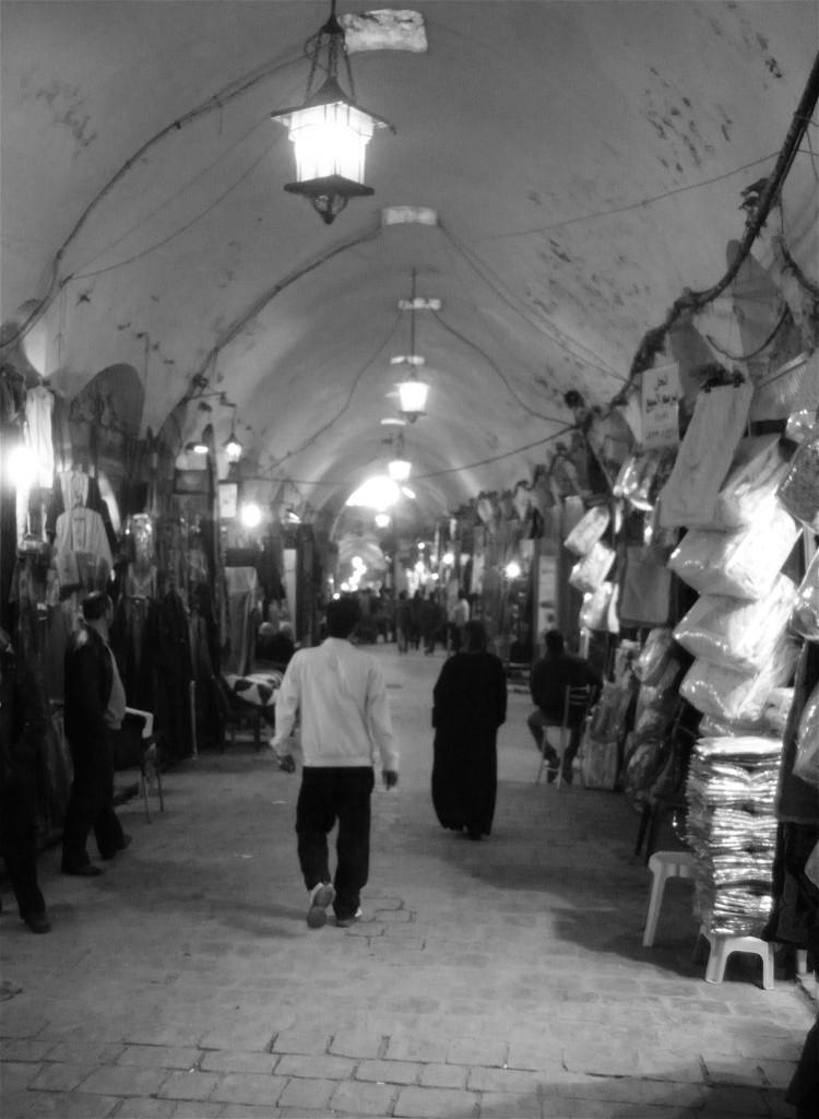 Al-Madina Souq von Aleppo