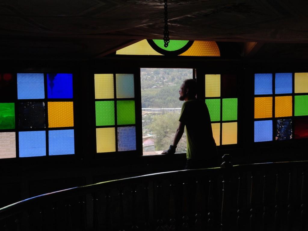 Blick aus dem Rimbauds Haus & Museum