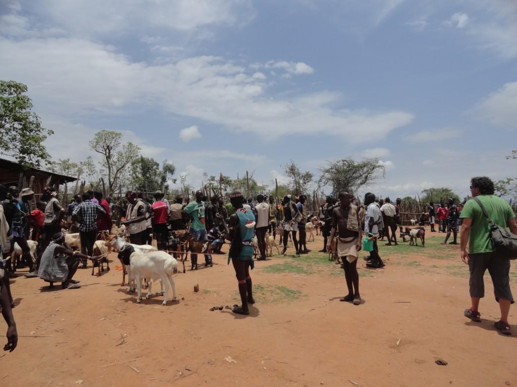 Viehmarkt von Keyafer