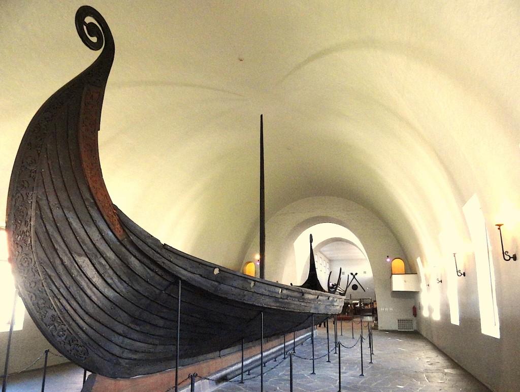 Wikingerschiff Museum