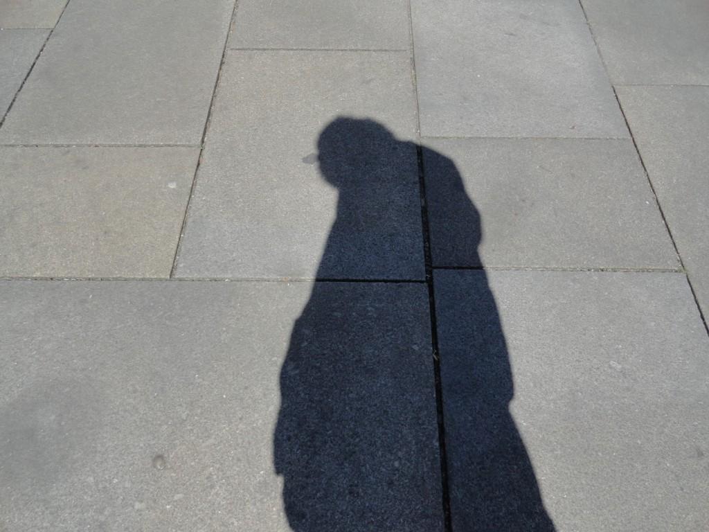 Schatten in Erfurt