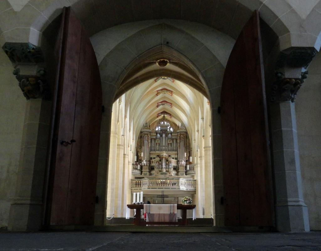 Orgel der Predigerkirche
