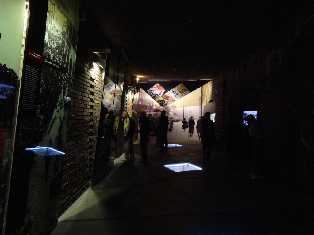 Ausstellung im Dokumentationszentrum Reichsparteitagsgelände