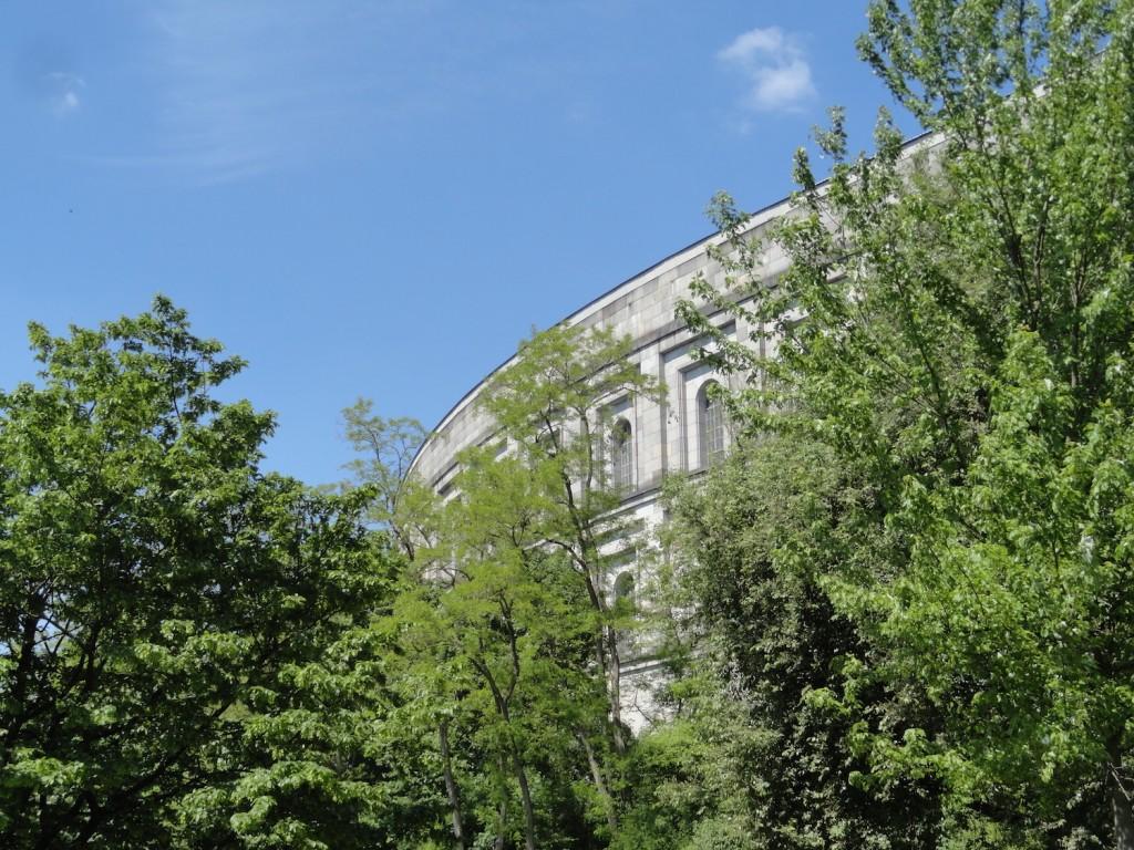 Kongreßhalle auf dem Reichsparteitagsgelände