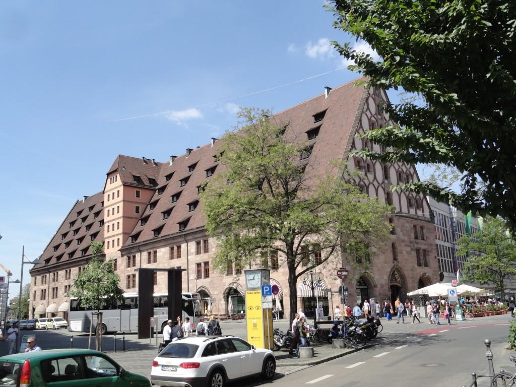 Mauthalle in der Altstadt