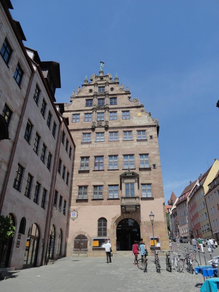 Stadtmuseum im Fembohaus