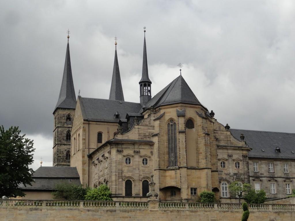 Michaelsberg - ehemaliges Kloster der Benediktiner