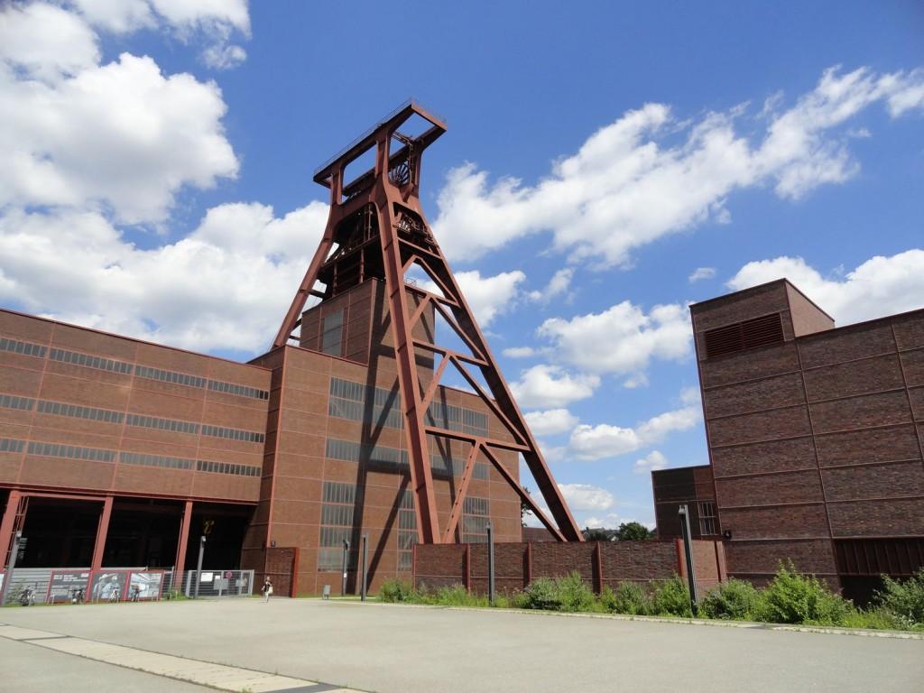 Zeche Zollverein - Schacht XII