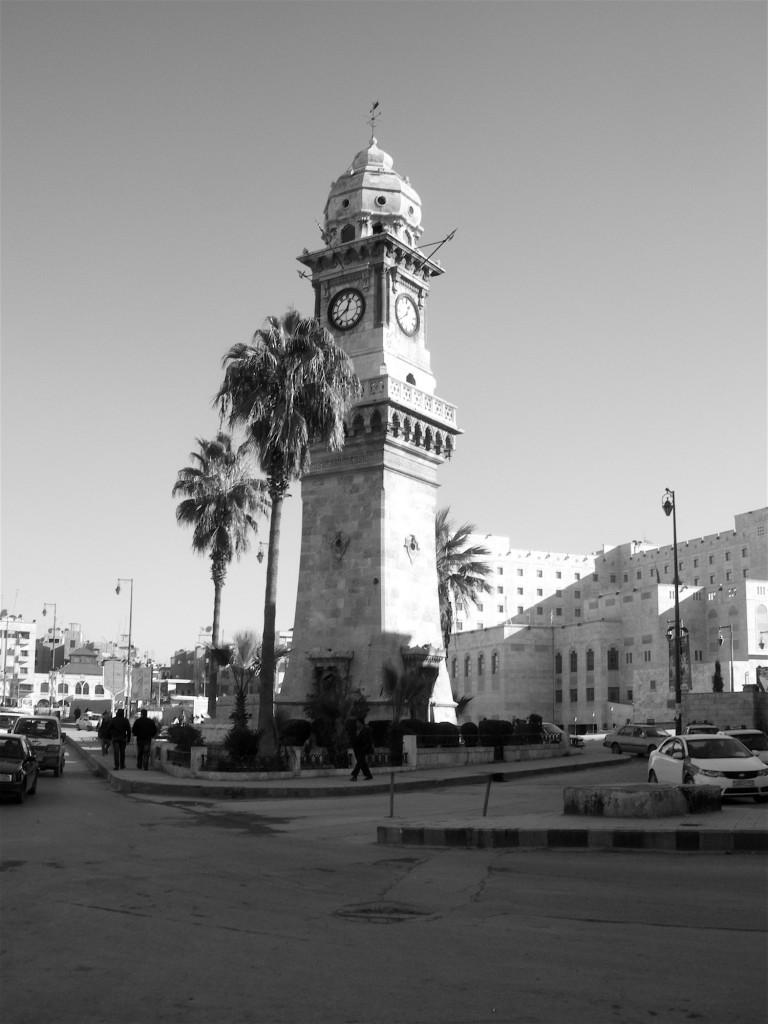 Uhrturm in Aleppo