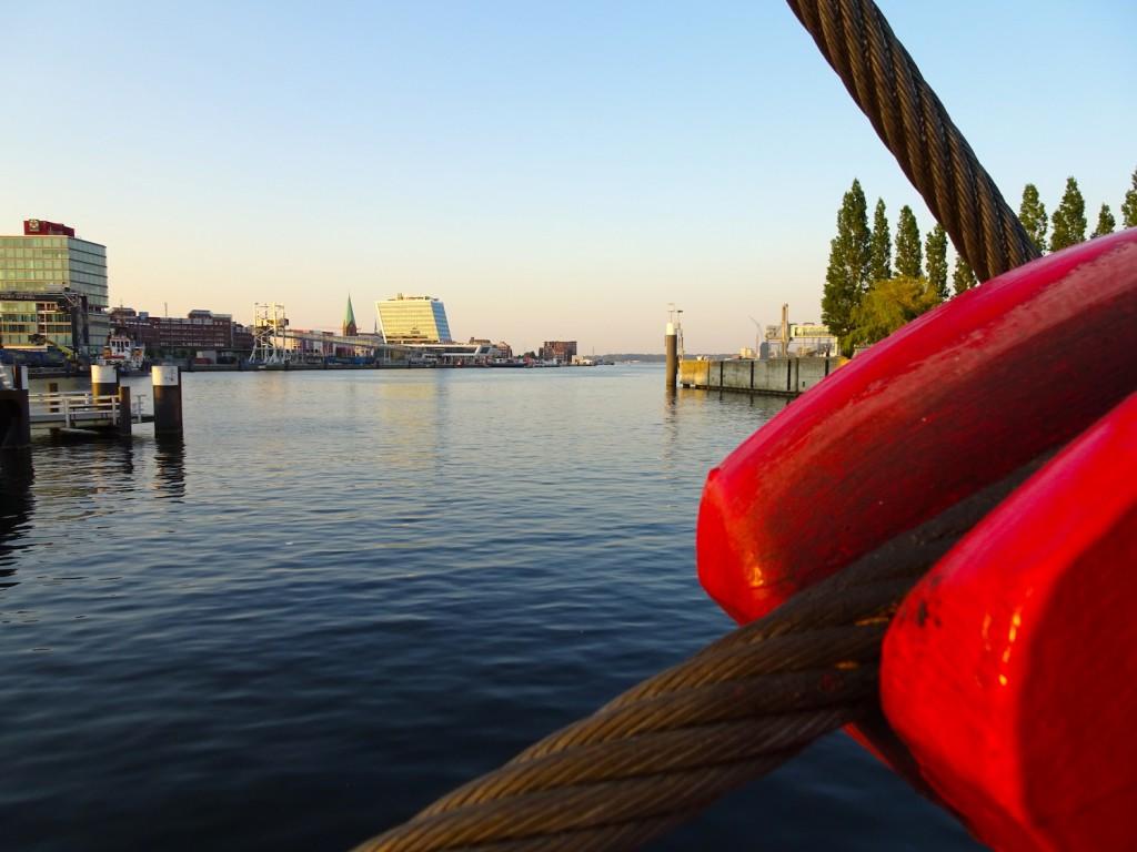 Kieler Bucht am Abend