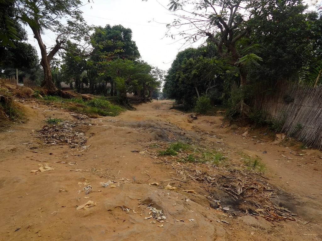 Street in Gemena
