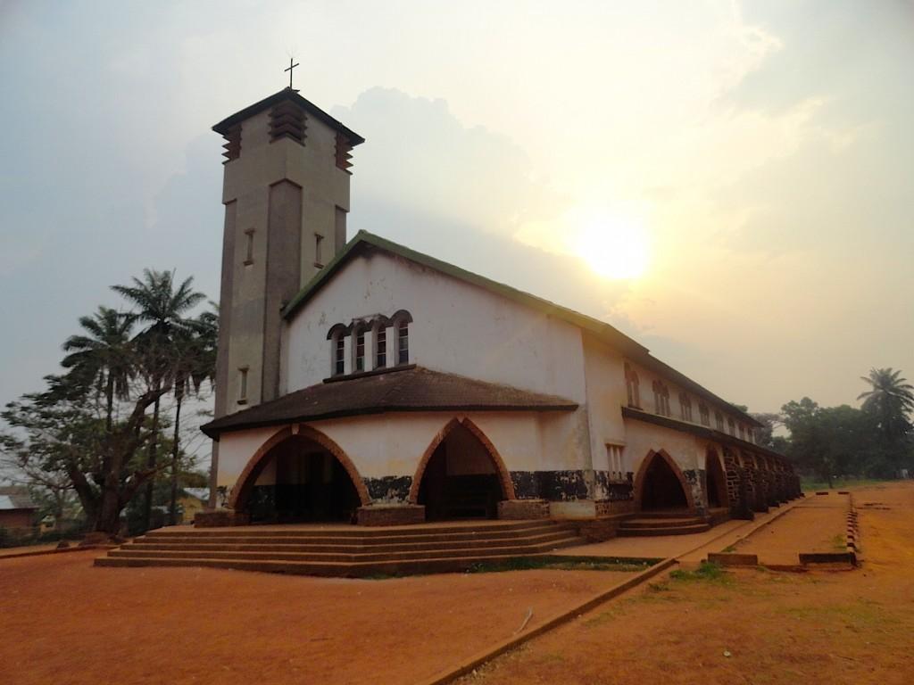 Catholic mission of Gemena