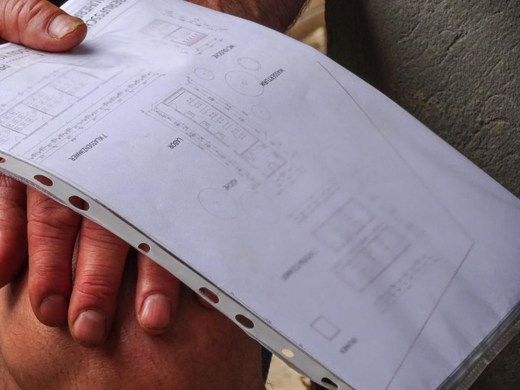 Bauplan für die Berufsschule