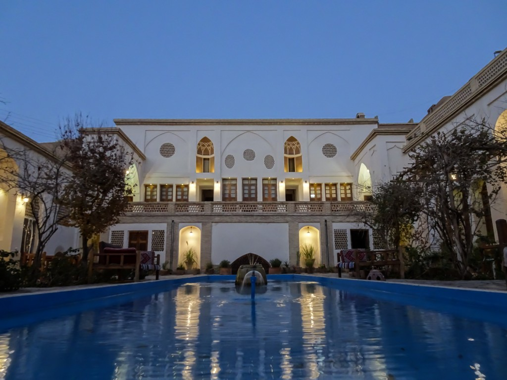 Hotel in Kashan