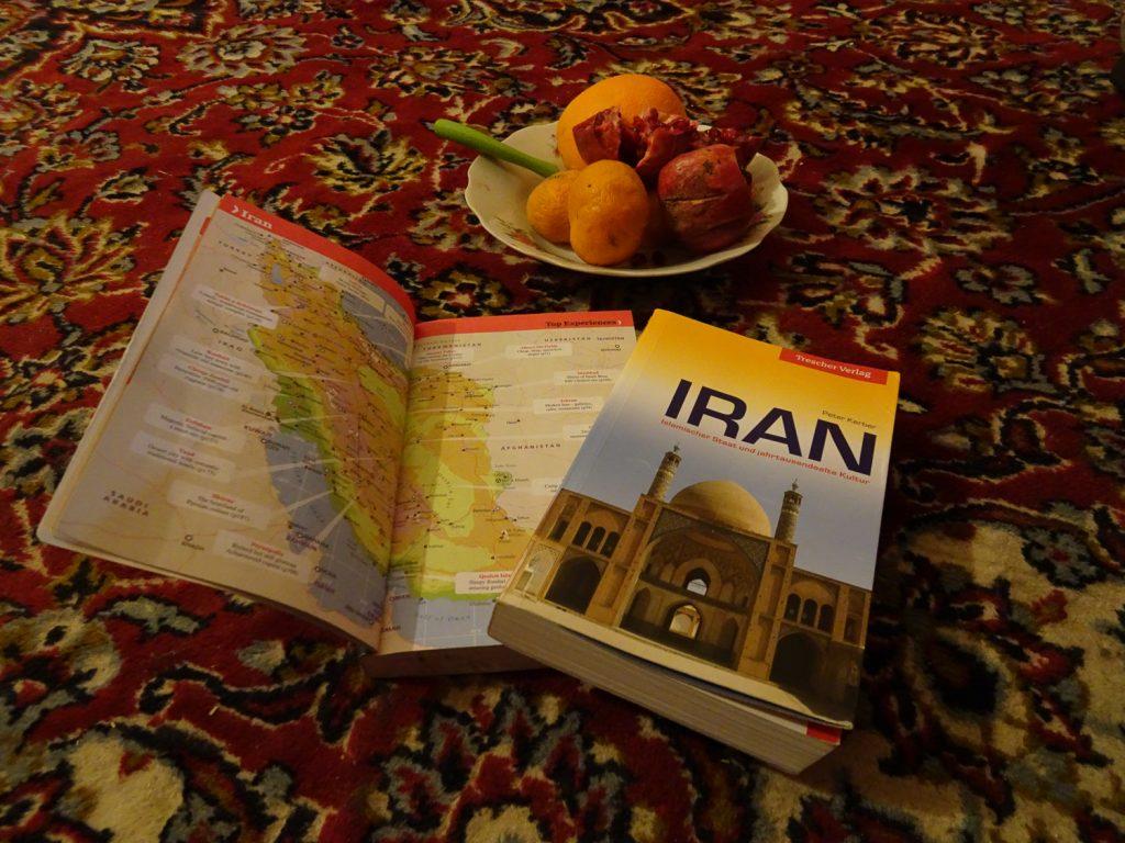 Iran-Reiseführer