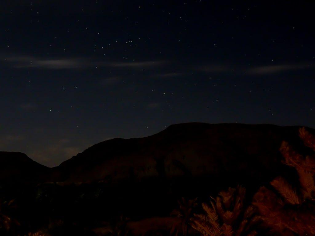 Sternenhimmel von Garmeh
