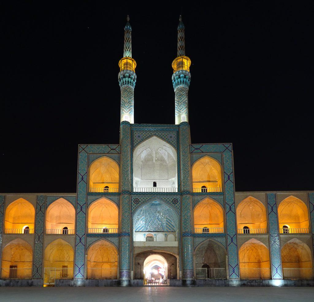 Amir Chakmak-Moschee
