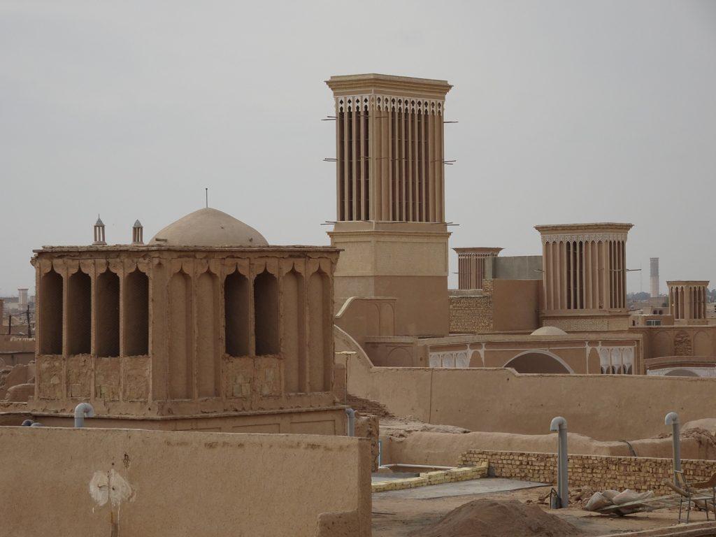 Windtürme von Yazd