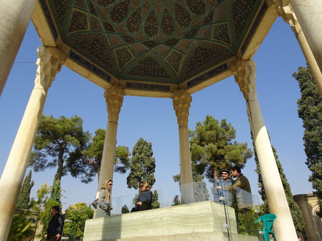 Grab von Hafez