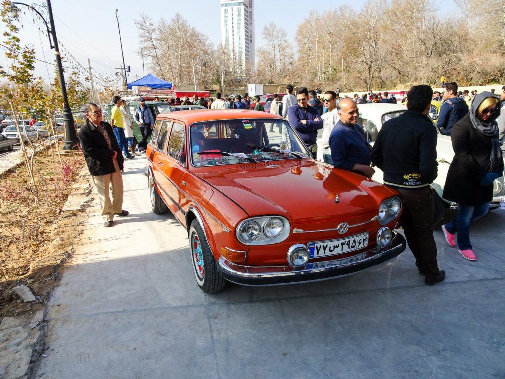 Motorshow in Schiras