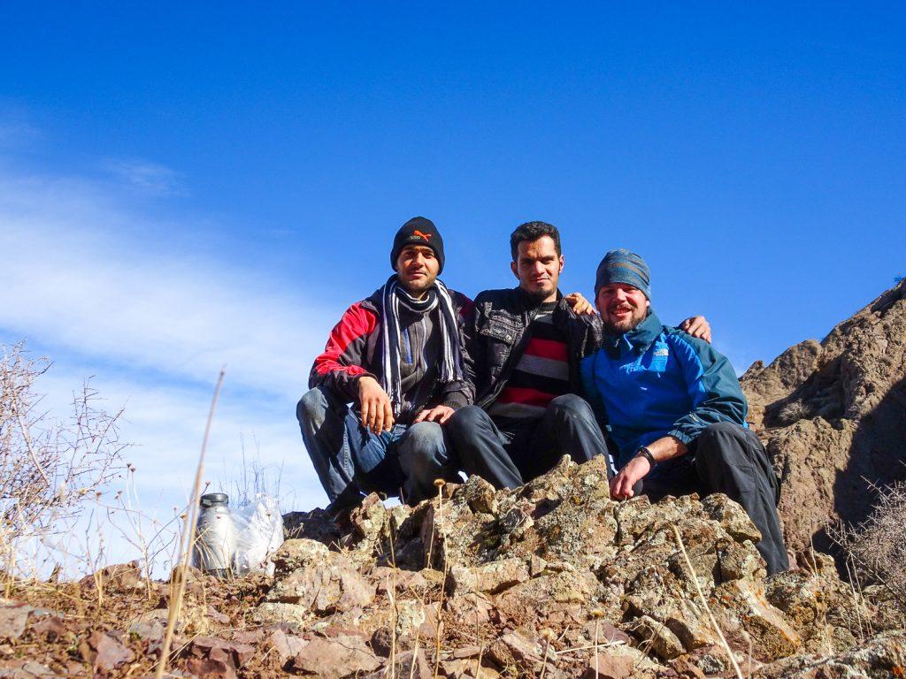 Die drei Wanderer