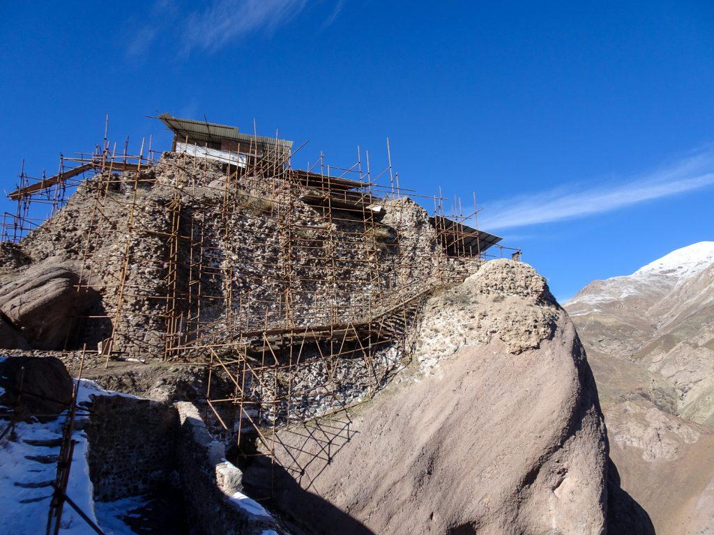 Alamut Castle - Die berühmte Festung