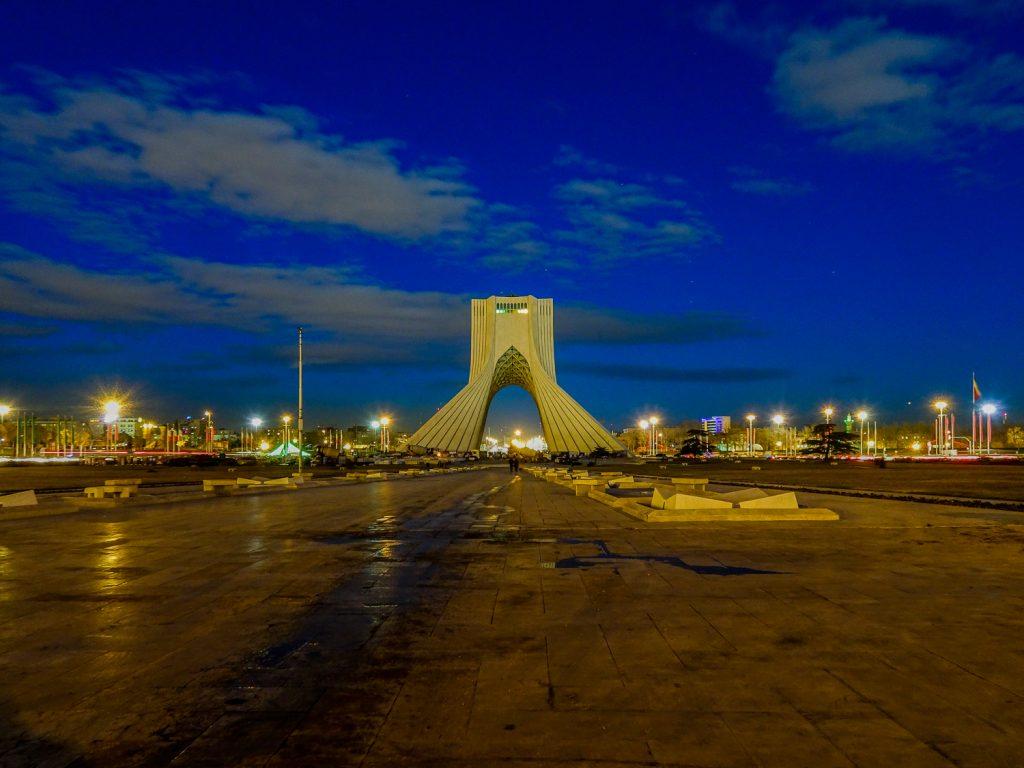 Azadi-Platz