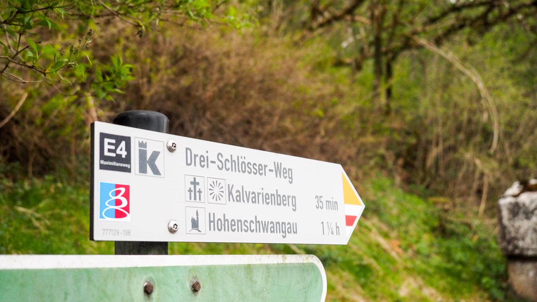 Drei-Schlösser-Weg